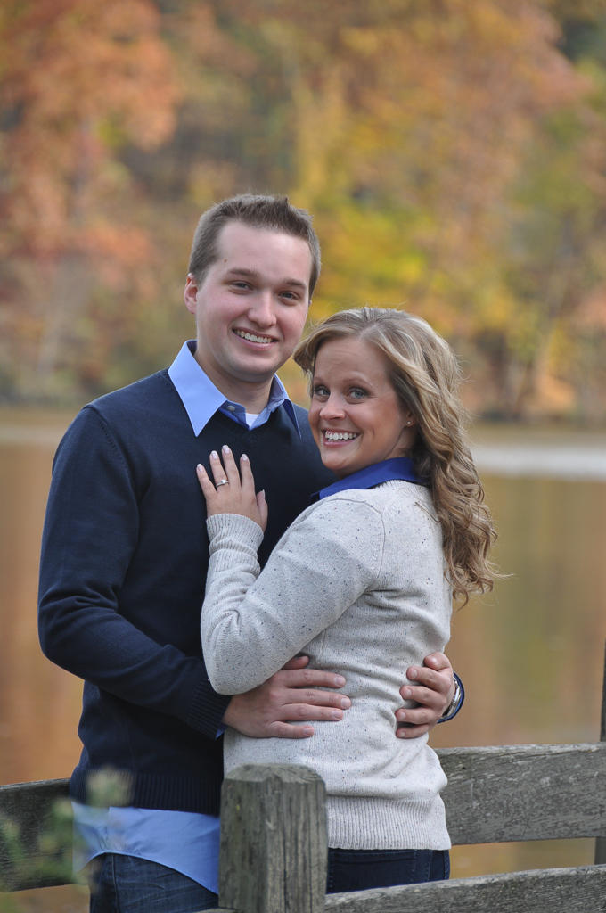 Engagement Photo Examples Youngstown Ohio